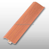 UL FOR RAISED FLOOR click system high quality pvc skirting
