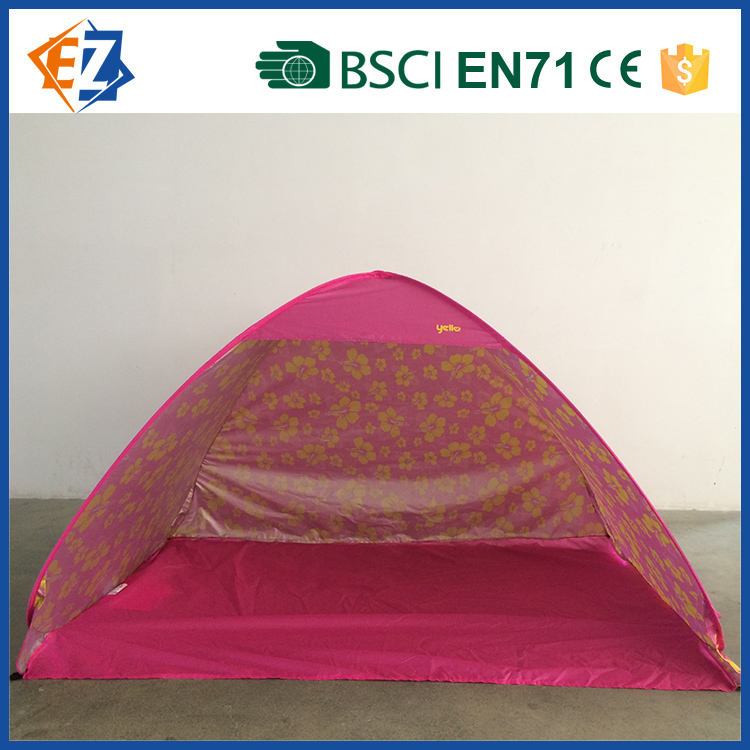 Fun and Wind Proof Sun Protection Tent for Camping