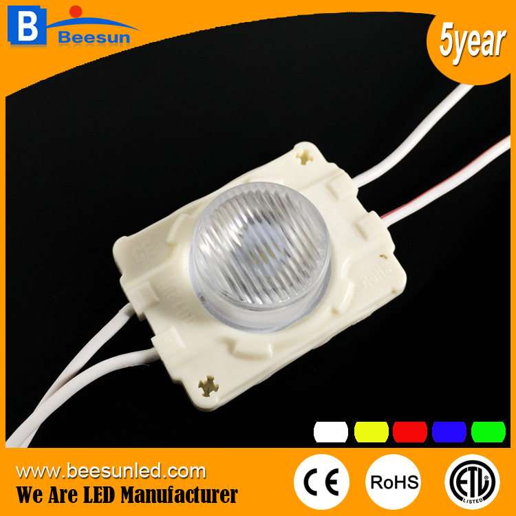 1.44W IP65 High Power Injection LED Module Light Outdoor DC12V