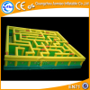giant interactive games amusement park inflatable maze for sale labyrinth outdoor playground
