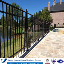 The best Choice Pool fence price,Used Wrought Iron Fence, Factory