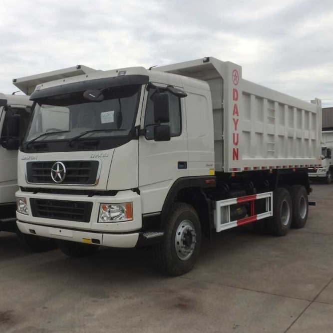 China top brand 10 whee dump truck for sale DAYUN N8 6*4 Tractor truck, Lorry truck, special truck ,truck dump