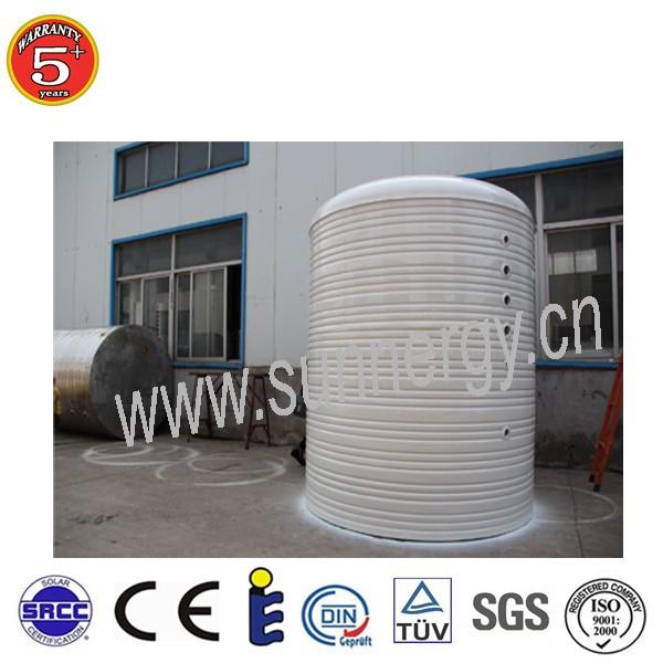 Commercial overhead water tank 2000l