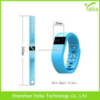 Yaika Bluetooth 4.0 sport fitness health monit Smart Band Wristband with pedometer sleep monitor fuction Not Fitbit Flex Fit Bi