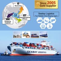 The cheapest choice of sea ocean freight shipping from China to Melbourne