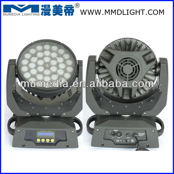 christmas Led stage light with zoom function