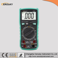 Pocket size best standard digital multimeter manual CR82