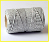 100% natural cotton gold twine , christmas bakers twine , white twine string