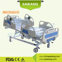 Professional Team High Quality Remote Control Hospital Electric Motor Bed