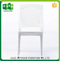 wholesale alibaba Graceful Non-wood Aluminum dining chairs made in malaysia