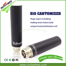 Lowest price disposable e-cigarette empty 510 no flame e-cigarette refill cartomizers
