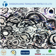 reactive printed 100% viscose lining fabric