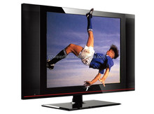 Cheap price second hand lcd tv with USB VGA DC 12v in 15 17 19 inch
