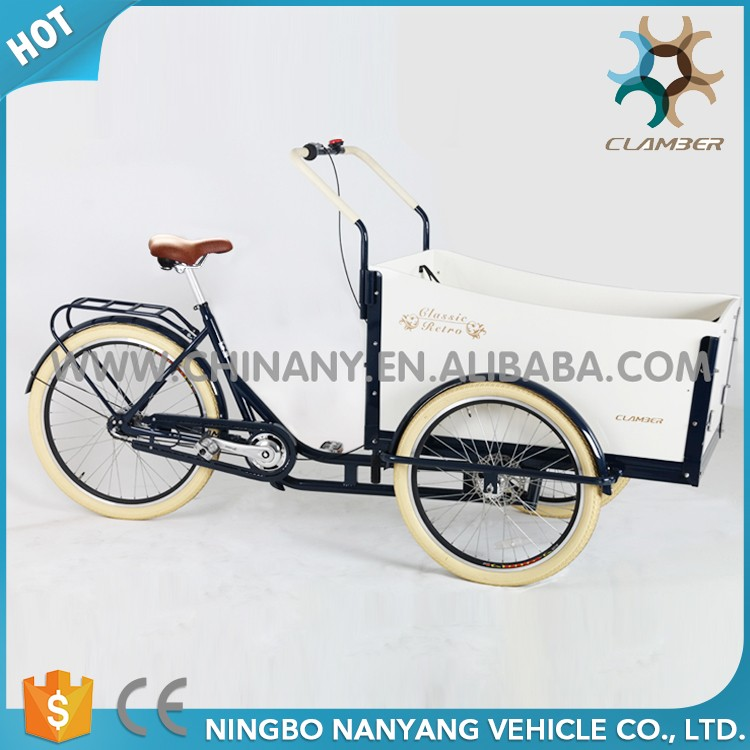 Customized Cargo Bikes Dutch