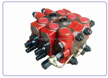 High pressure hydraulic proportional directional valve ZL15 series for front wheel loader hydraulic control system