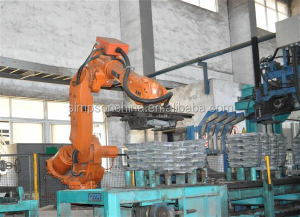 nonferrous metal electrolysis machine cleaning producing system