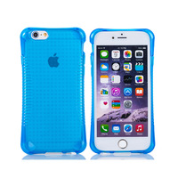 Assorted color design Airbag Anti-drop TPU Hockey Back case/cover for iphone5/5s