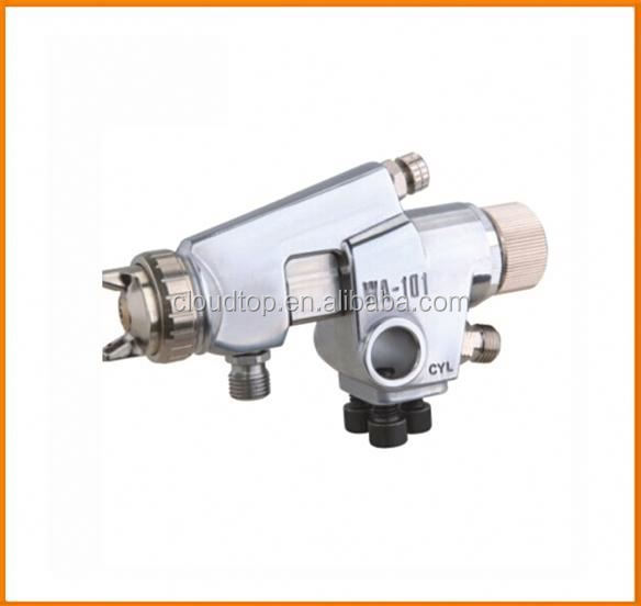 Automatic Spray Gun feed type nozzle size 1.2mm-2.5mm HVLP spray semi-automatic chrome painting dummy guns