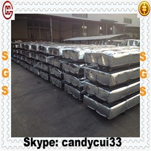 corrugated steel roofing sheet/ galvanized corrugated steel sheet