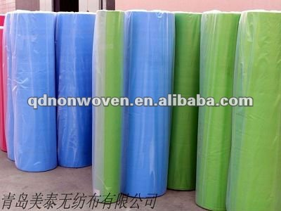 100% PP Spunbond Non Woven Fabric China