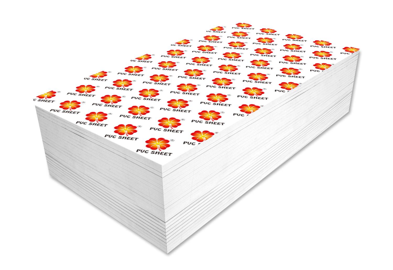 sign board 3mm thick 5 Pieces of Matt White  A4 sized  PVC foamex foam sheet