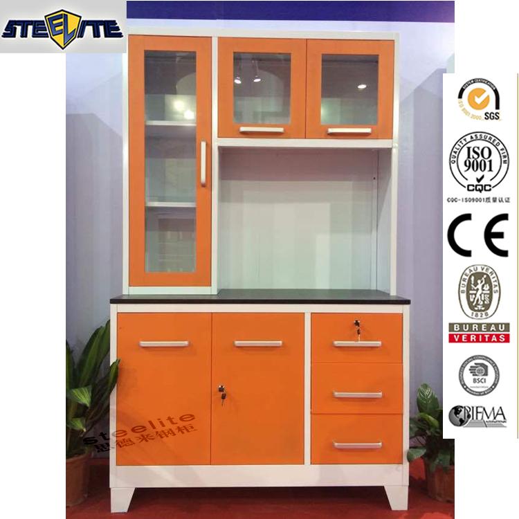2016 new design cheap mahogany kitchen cabinets used
