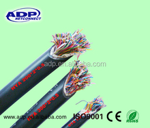 10 to 2000 pairs hyv telefonkabel / jelly fill underground telephone cable