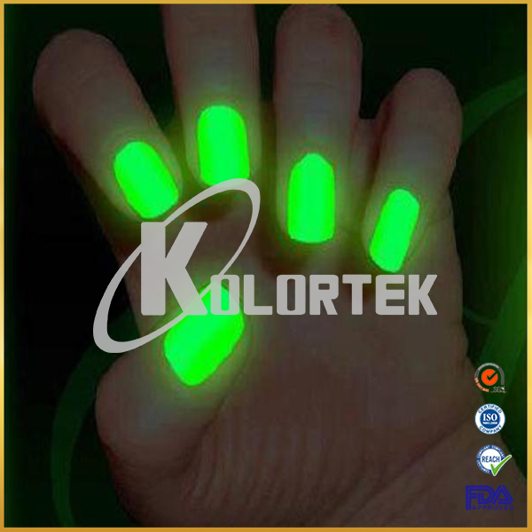 High Performance Glow Dark Powder for Nails