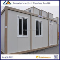 Cheap flat pack container house plans