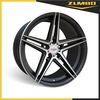 ZUMBO S0028 Luxury Black Car Aluminum Alloy Wheel For Cars Different Size Best Quality Replica Alloy Wheels