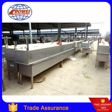 Customized Cattle Drinking Stainless Steel Water Trough