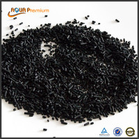 comercial acid wash odor absorber pellet activated carbon plant