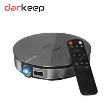 2017 New Proyector 3800Lumens Full Hd 4K Tv Android Smart Projector