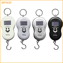 colorful large LCD display digital luggage scale manufacture