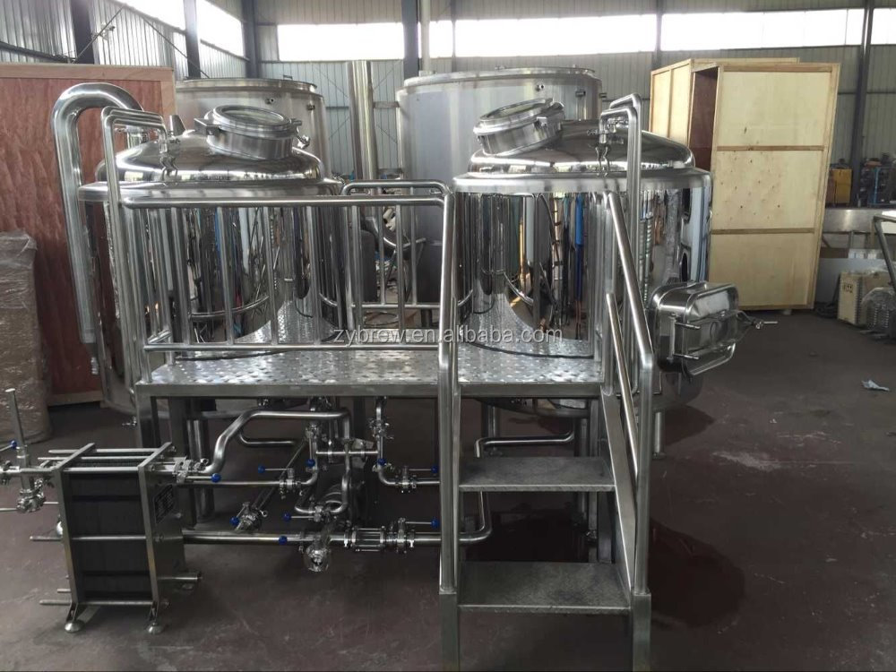 500l 5hl 5bbl Commercial Beer Brewery Equipment For Sale