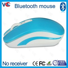 candy color 1600 cpi bluetooth wireless optical mouse Shenzhen Supplier