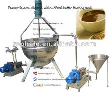 peanut sesame cocoa almond walnut butter production line good quality rephale machinery