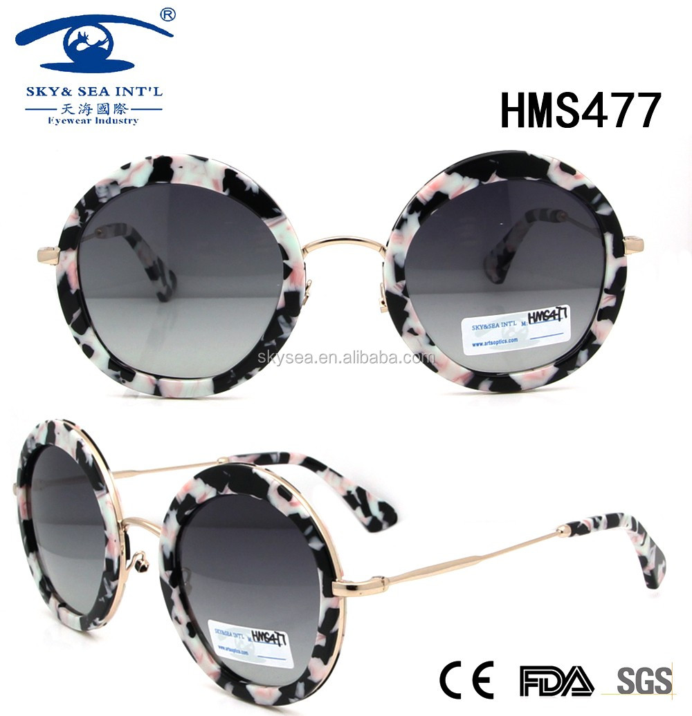best design new arrival fashion acetate sunglasses