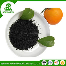 Eco-friendly sodium humate organic fish fertilizer for the world