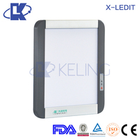 X-LEDIT led x-ray film viewer radiography film viewer medical negatoscope film viewer