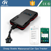 long-term standby auto track online gps satellite mobile tracking