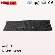 Innovative Light Weight building materials stone coated corrugated roofing tiles