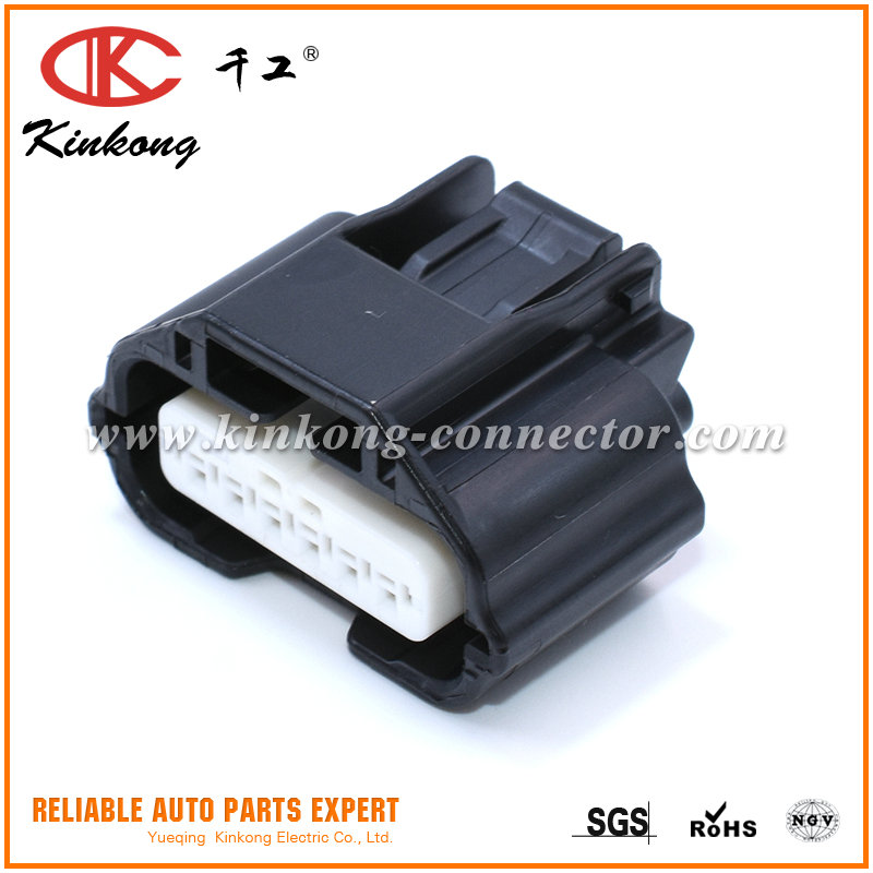 6 way female automotive Air Flow Meter, accelerator pedal sensor connector for Renault/Honda /Samsung 7283-8850-30