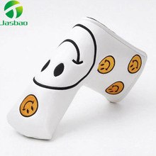 Wholesale Manufacturer PU Leather Golf Putter Headcover,Golf club headcovers,golf putter head cover