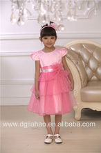 NEW ARRIVAL !2014 new fashion summer princess children designer cotton dresses for girls