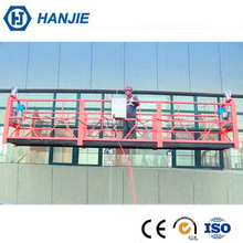 Building painting gondola, window cleaning equipment, sky climber platform