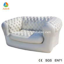High quality luxury inflatable chair, inflatable chesterfield sofa