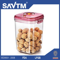 3.8L Tall Vacuum Sealed Dry Goods Storage Container