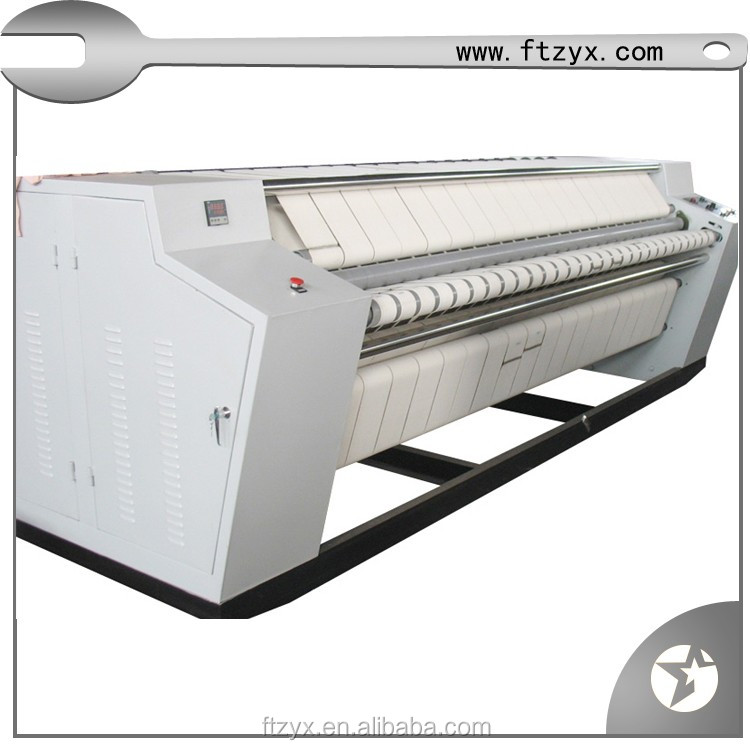 Laundry plant used automatic laundry ironer machine flatwork ironer