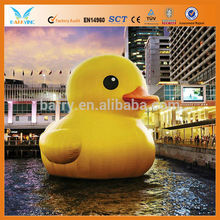 giant inflatable promotion duck,inflatable yellow duck,inflatable duck